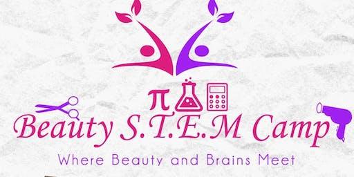 BEAUTY STEM CAMP