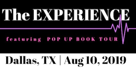 The Experience featuring the Pop-Up Book Tour - TX tickets
