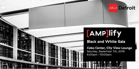 Amplify, Black and White Gala tickets