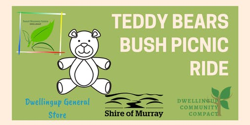 FREE Teddy Bears Bush Picnic Ride