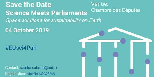Science meets parliaments: Space solutions for sustainability on Earth