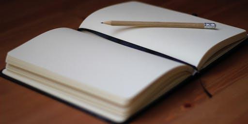 Journaling taster workshop