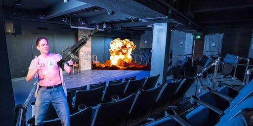 The Nerd Ensemble Summer Action Movie Explosion