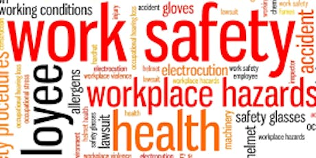 Level 4 Award in Health and Safety within the workplace (RQF) tickets