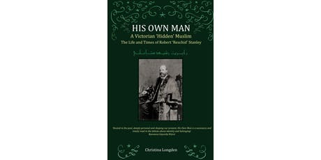 His Own Man & Imagining Robert Reschid - books launch tickets