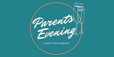 Parents Evening tickets
