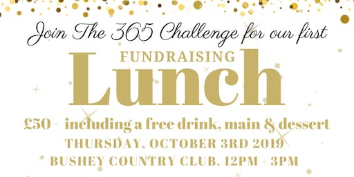 The 365 Fundraising Lunch