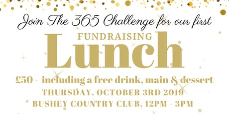 The 365 Fundraising Lunch tickets