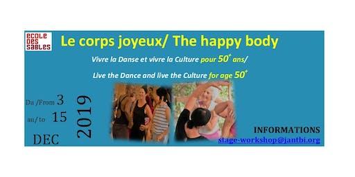 THE HAPPY BODY / LE CORPS JOYEUX