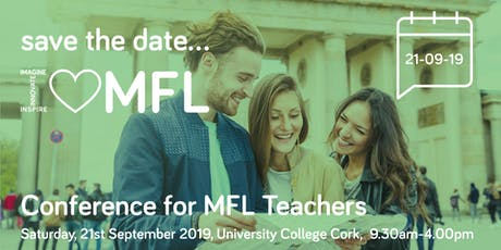 I ♥ MFL Conference tickets