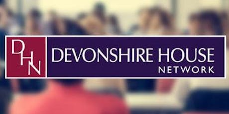 09.10.19 – Charles Moore speaks at the Devonshire House Quinquennial Dinner tickets