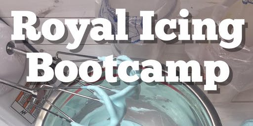 Royal Icing Bootcamp - Spring Hill