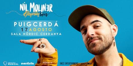 Concierto Nil Moliner + Afterparty @ Nördic Cerdanya (Puigcerdà) tickets