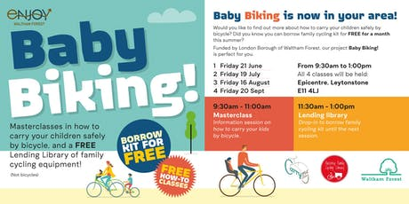 Baby Biking! tickets
