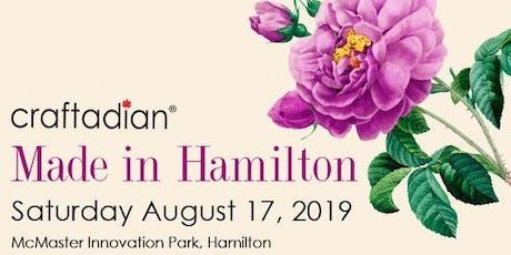 Craftadian Made in Hamilton tickets