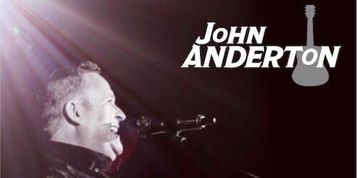 Sunday in the Bailiff Bar feat. John Anderton
