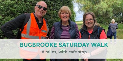 BUGBROOKE | 8 MILES | MODERATE | NORTHANTS