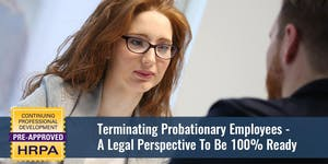 Terminating Probationary Employees