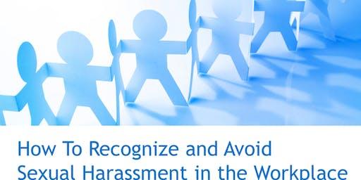 NYS Mandated Sexual Harassment Training - Leadership & Supervisory Training- WHITE PLAINS, NY