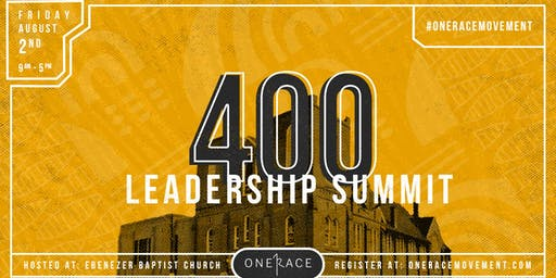 400 Leadership Summit