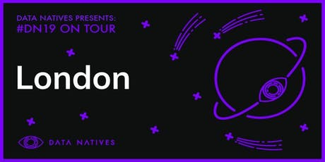 Data Natives London v 12.0 tickets