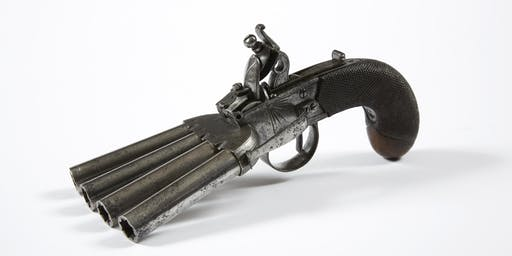 Hampshire's Firearms Collection at Chilcomb House