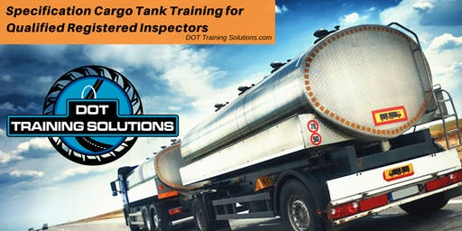 Cargo Tank Training for Qualified Registered Inspectors, Kansas City, KS