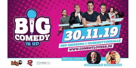 BigComedy Tickets