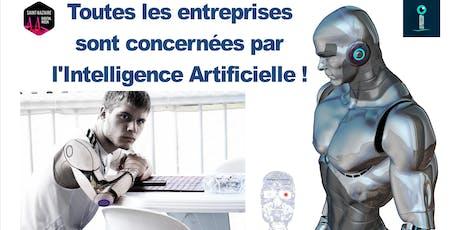 Intelligence Artificielle et autres technos : Votre entreprise est-elle prête ? billets