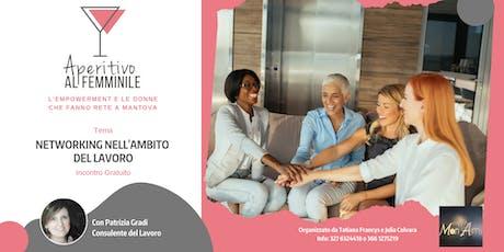 Aperitivo Al Femminile Mantova biglietti