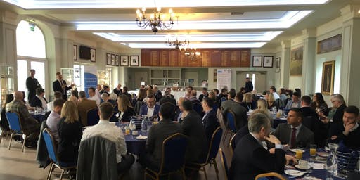 Team Kent Business Club - All Rounder Breakfast