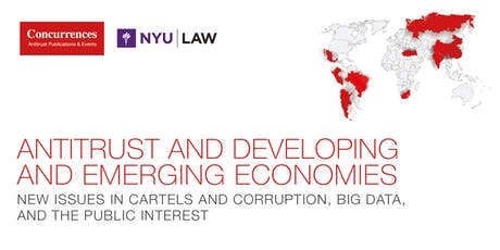 Antitrust and Developing and Emerging Economies tickets