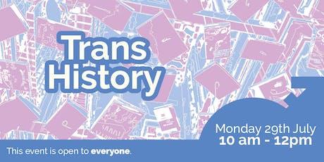 Trans History at the BTRC tickets