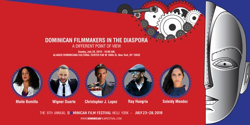 DOMINICAN FILMMAKERS IN THE DIASPORA: A DIFFERENT POINT OF VIEW