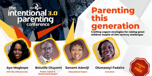 Intentional Parenting Conference 3.0