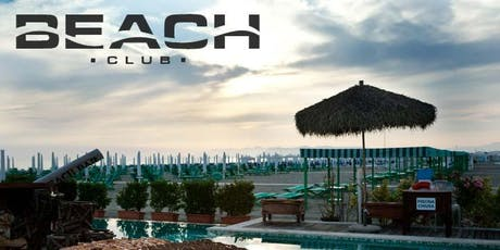 Every Weekend | Beach Club | Info & Tables ✆ 347 0789654 biglietti