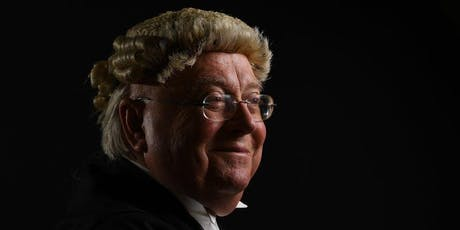 Under the Wig: William Clegg QC in Conversation. tickets