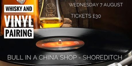 World Whisky tasting with jazz and Hip Hop pairing tickets