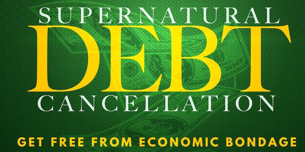 Supernatural Debt Cancellation Service Tickets, Sat, Sep 28