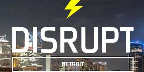 DisruptHR Detroit 3.0 tickets