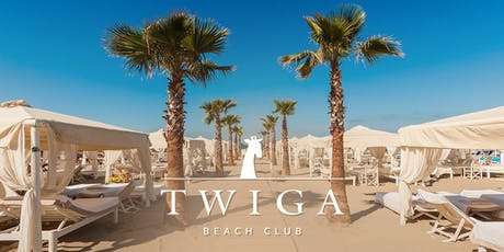 Every Weekend | Twiga Beach Club | Info & Tables ✆ 347 0789654 tickets