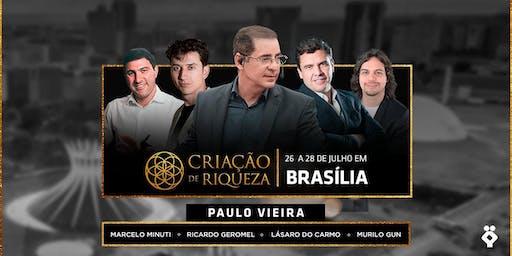 [BRASÍLIA/DF] Criação de Riqueza 2019 - Lista VIP Julho