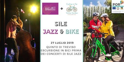 Sile Jazz & Bike - Da Quinto di Treviso lungo la Treviso-Ostiglia fino alla Porta dell'Acqua