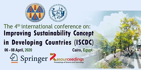 Improving Sustainability Concept in Developing Countries – 4th Edition tickets