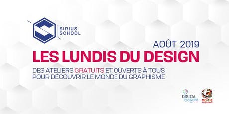 Les Lundis du design @ Sirius SCHOOL tickets