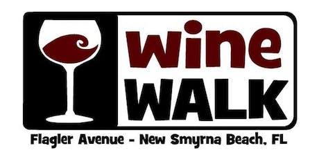 Wine Walk - July 2019 tickets