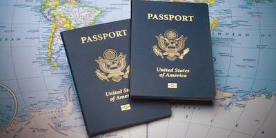USPS Passport Fair at Eminence Post Office