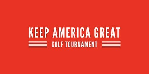 KEEP AMERICA GREAT GOLF TOURNAMENT