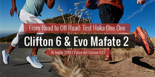 "MAXI SPORT | Hoka Try&Run ""From Road to Off-Road"" 