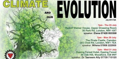 Climate and Our Evolution